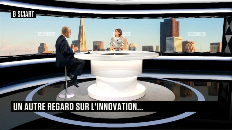 Alain Conrard - interview par B Smart